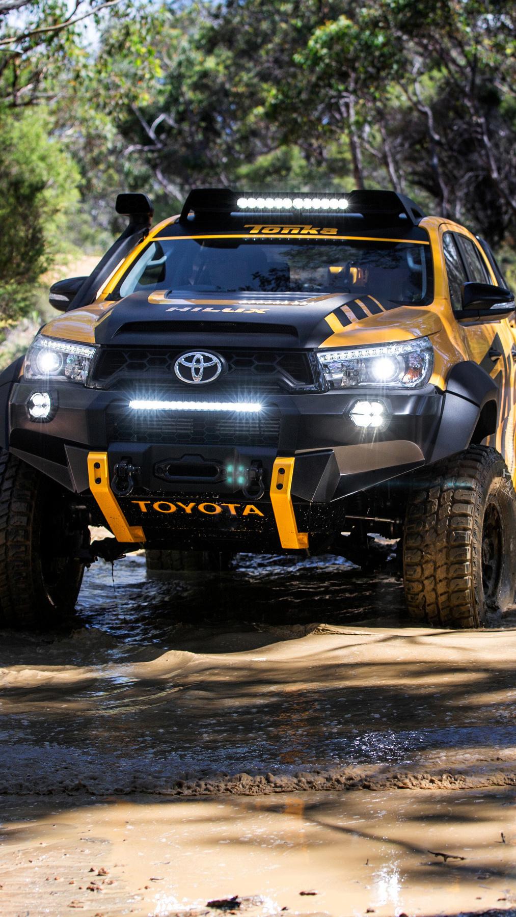 Terenowa Toyota