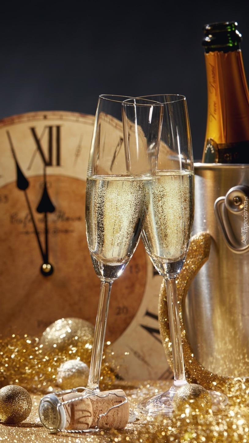 Toast za Nowy Rok