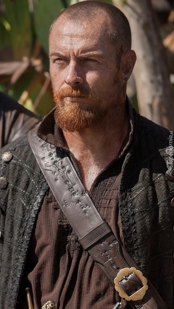 Toby Stephens w serialu Piraci