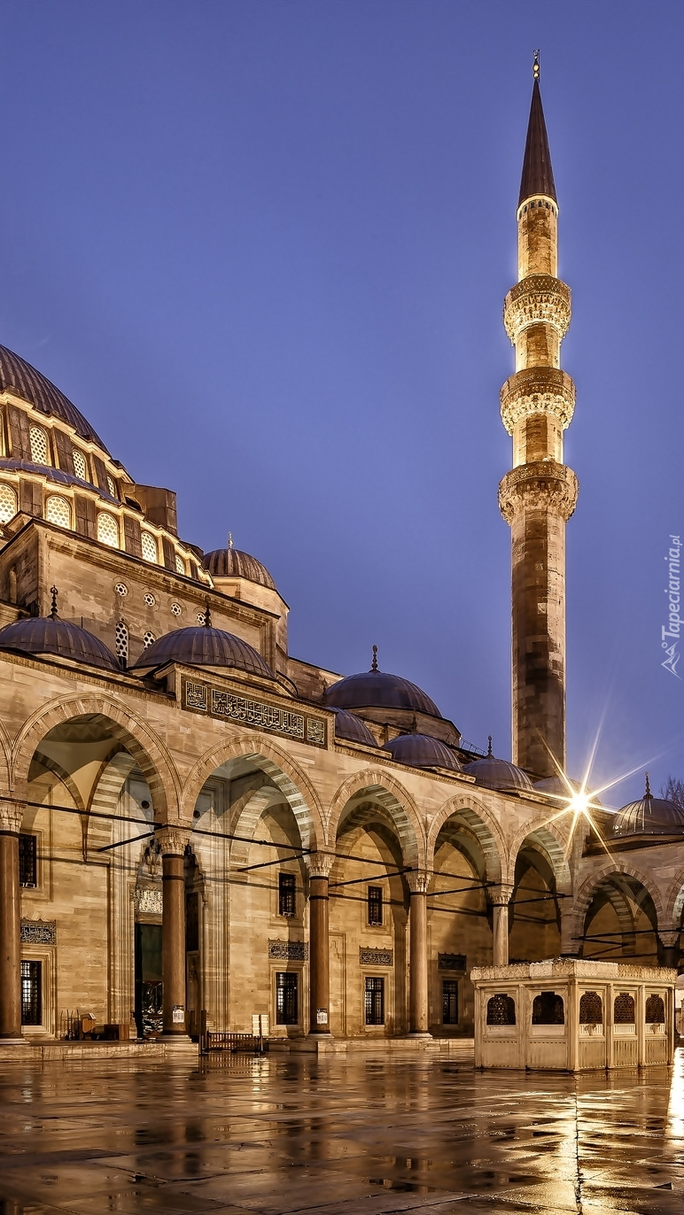 Turecki meczet