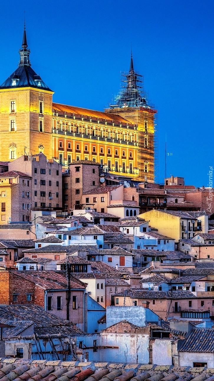 Twierdza Alcazar w  Toledo