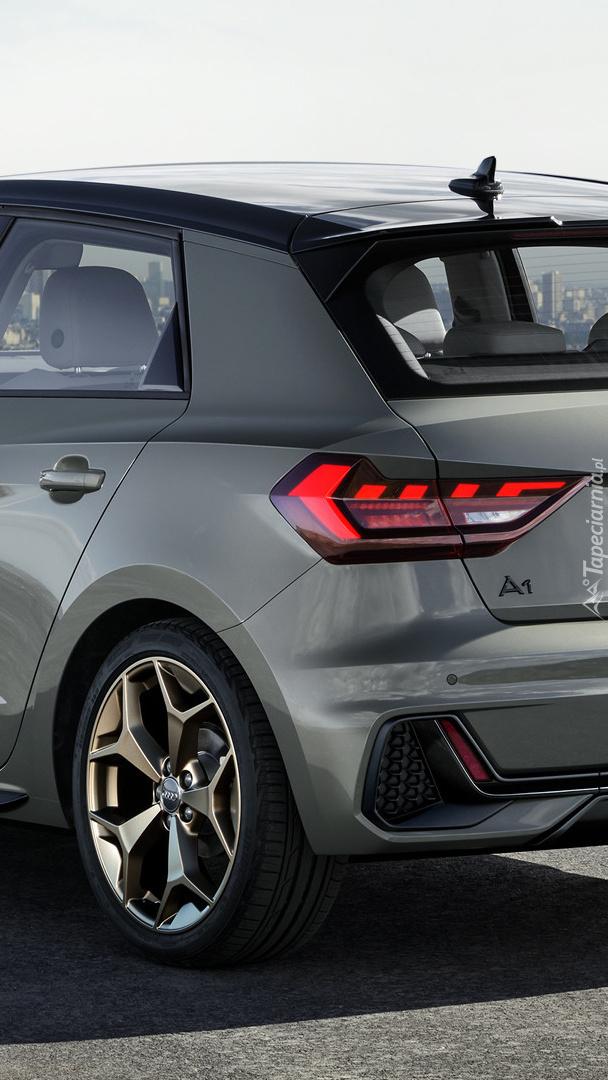 Tyl Audi A1 Sportback