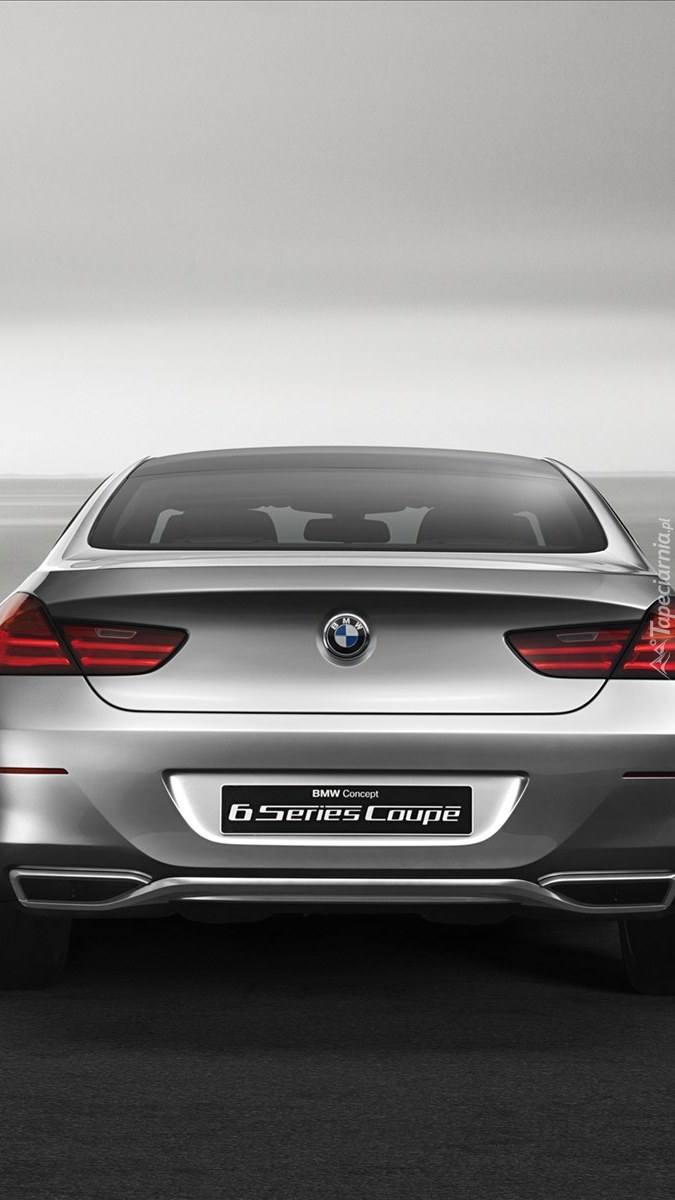 Tył BMW E64