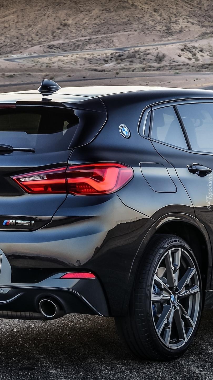 Tył BMW X2 M35i