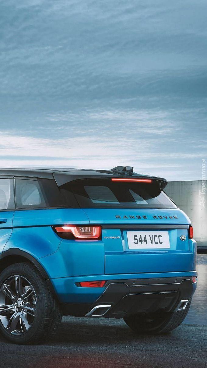 Tył Range Rovera