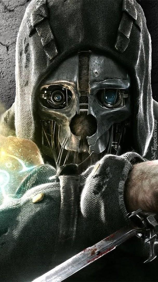 Ukryty pod maską