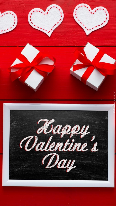 Upominki w Walentynki
