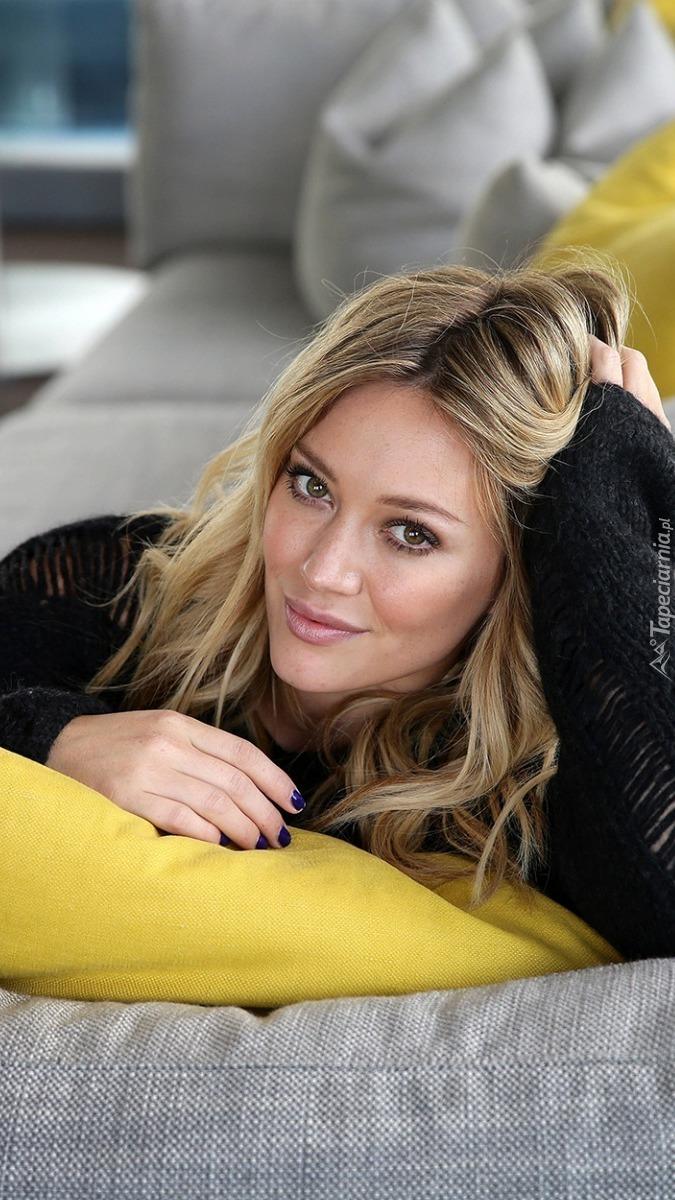 Urocza Hilary Duff
