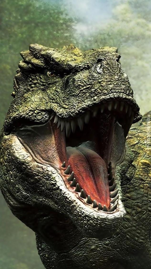 Uśmiech dinozaura