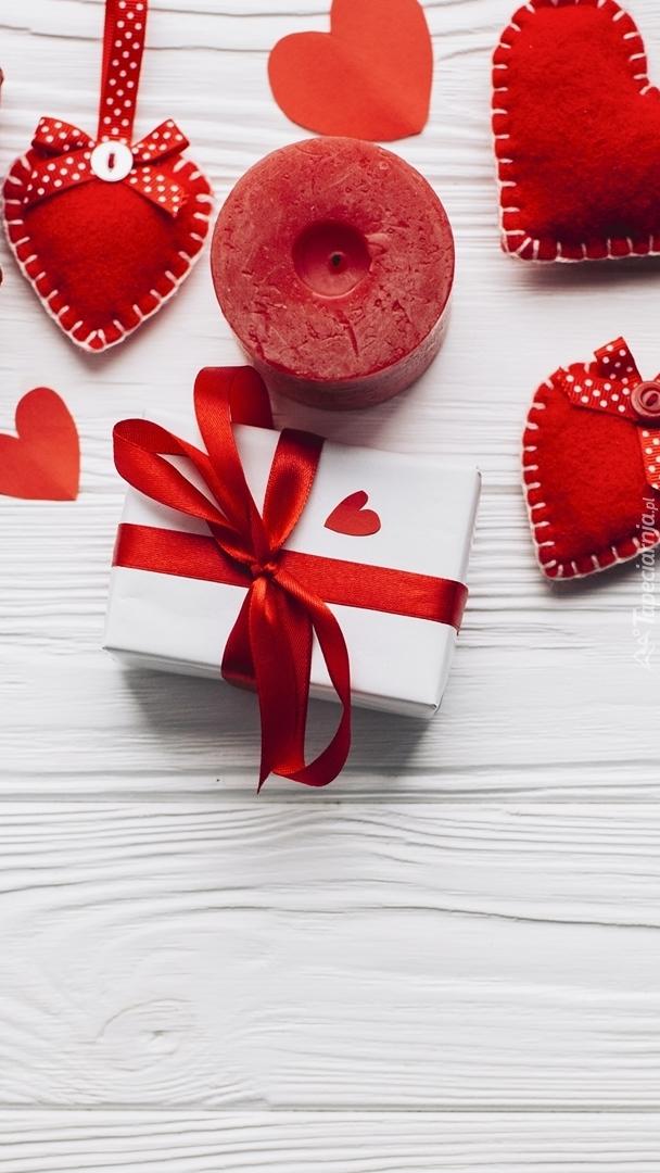 Walentynkowy zestaw