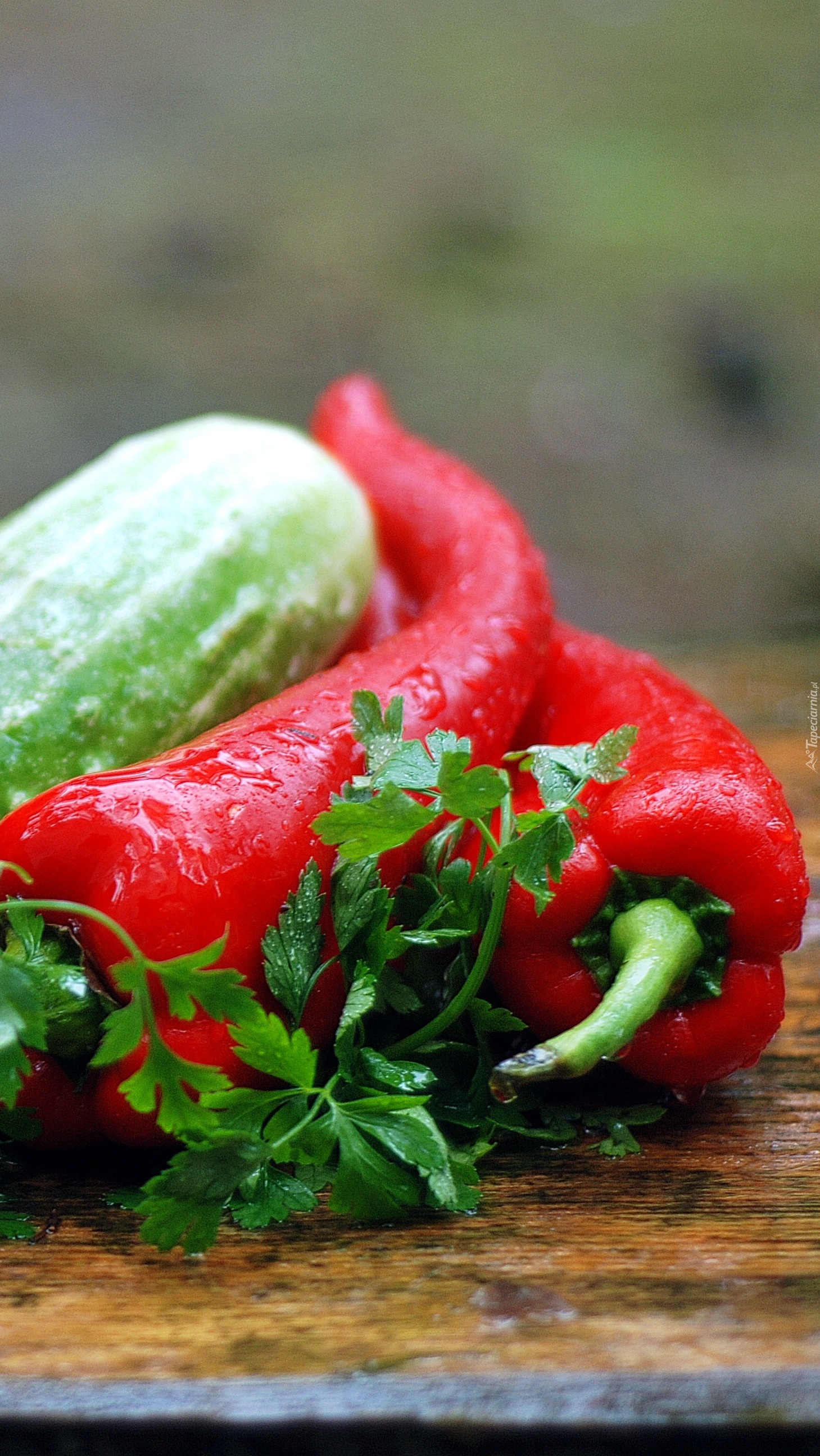 Warzywa na sałatkę
