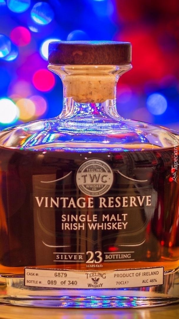 Whisky Vintage Reserve