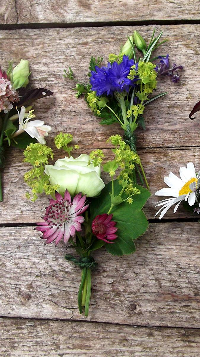 Wiązanki kwiatów