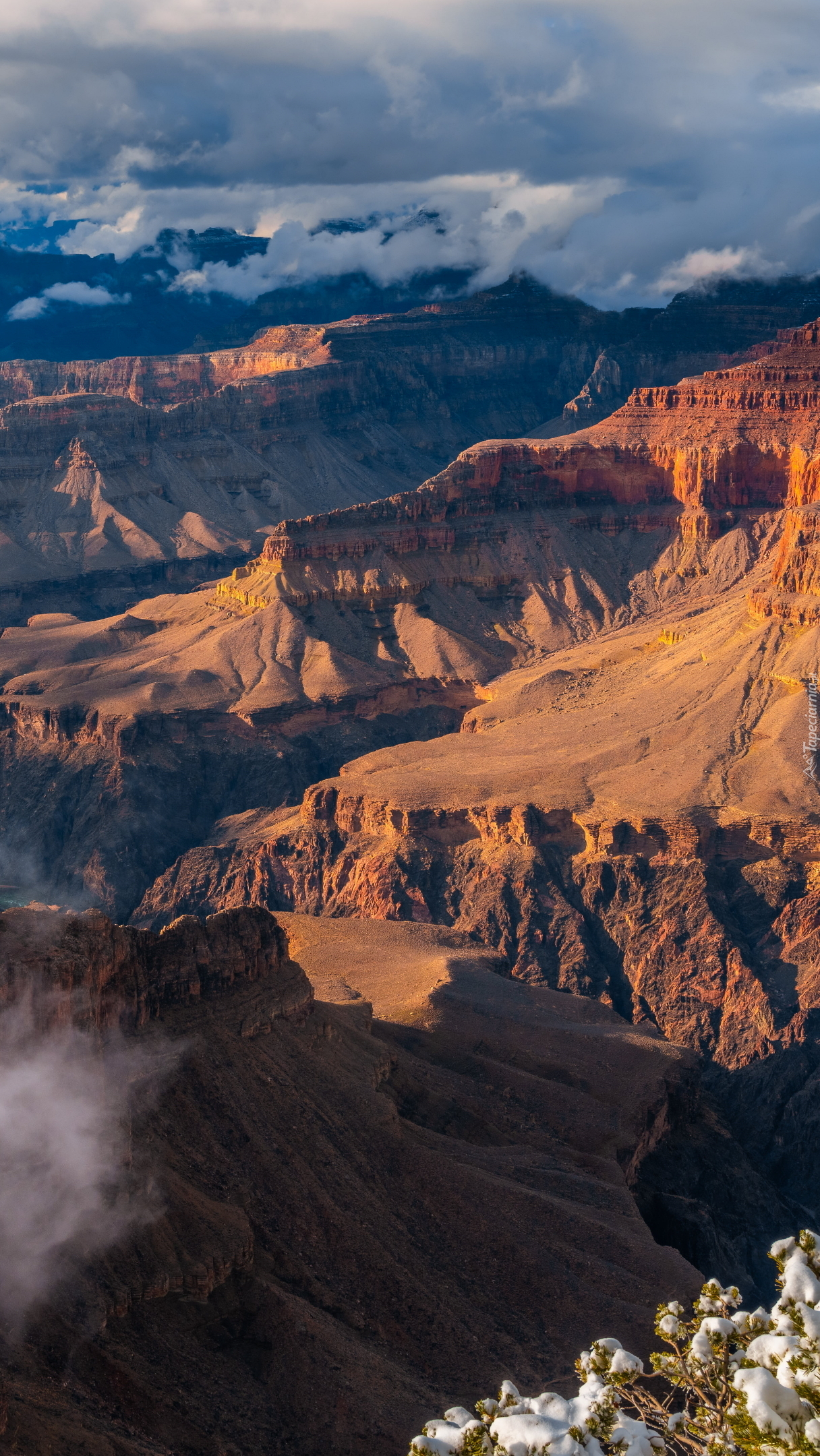 Wielki Kanion Kolorado w Arizonie