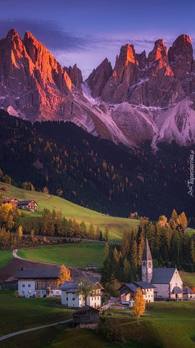 Włoska wieś