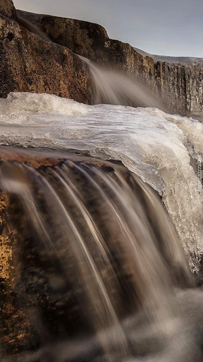 Wodospad Cauldron Falls