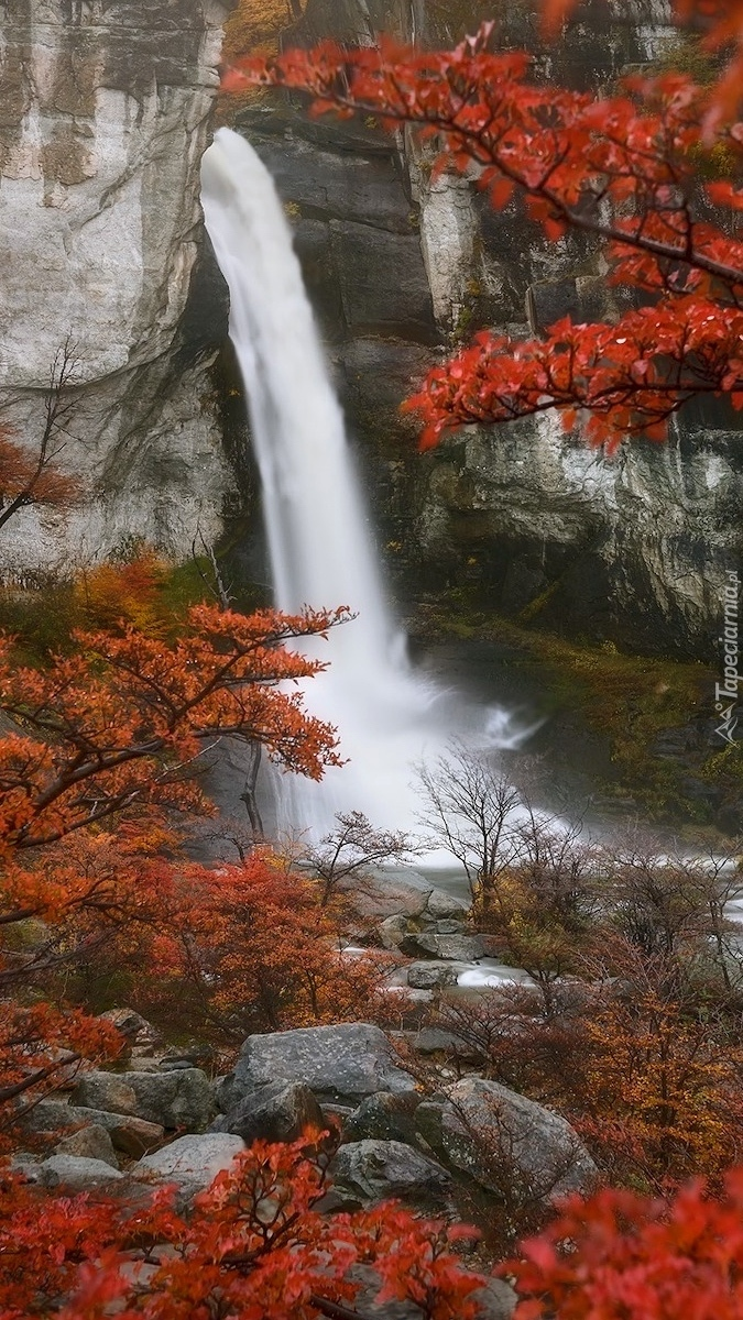 Wodospad Chorillo Del Salto