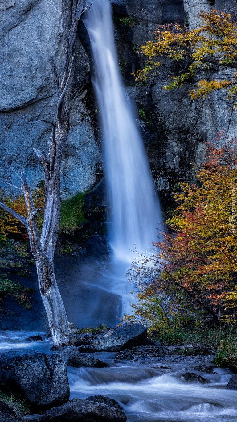 Wodospad Chorrillo del Salto