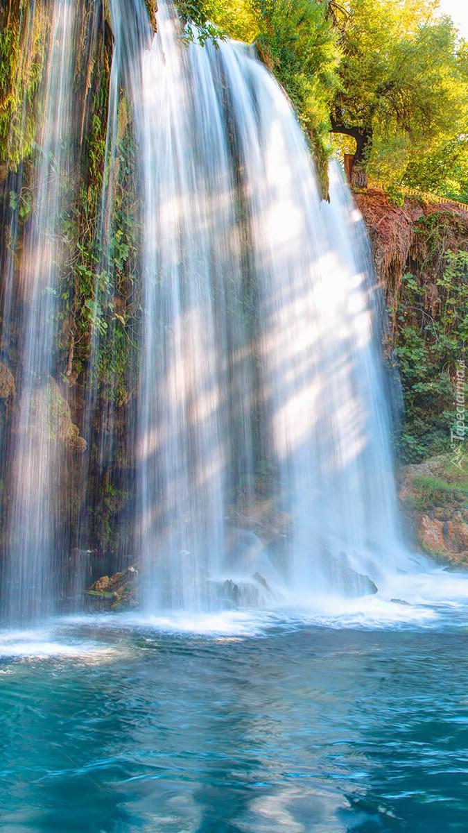 Wodospad Duden Waterfalls