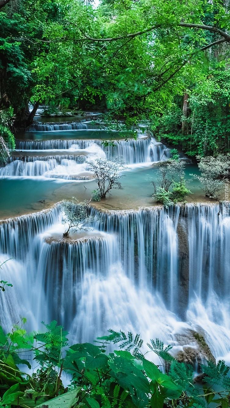 Wodospad Erawan