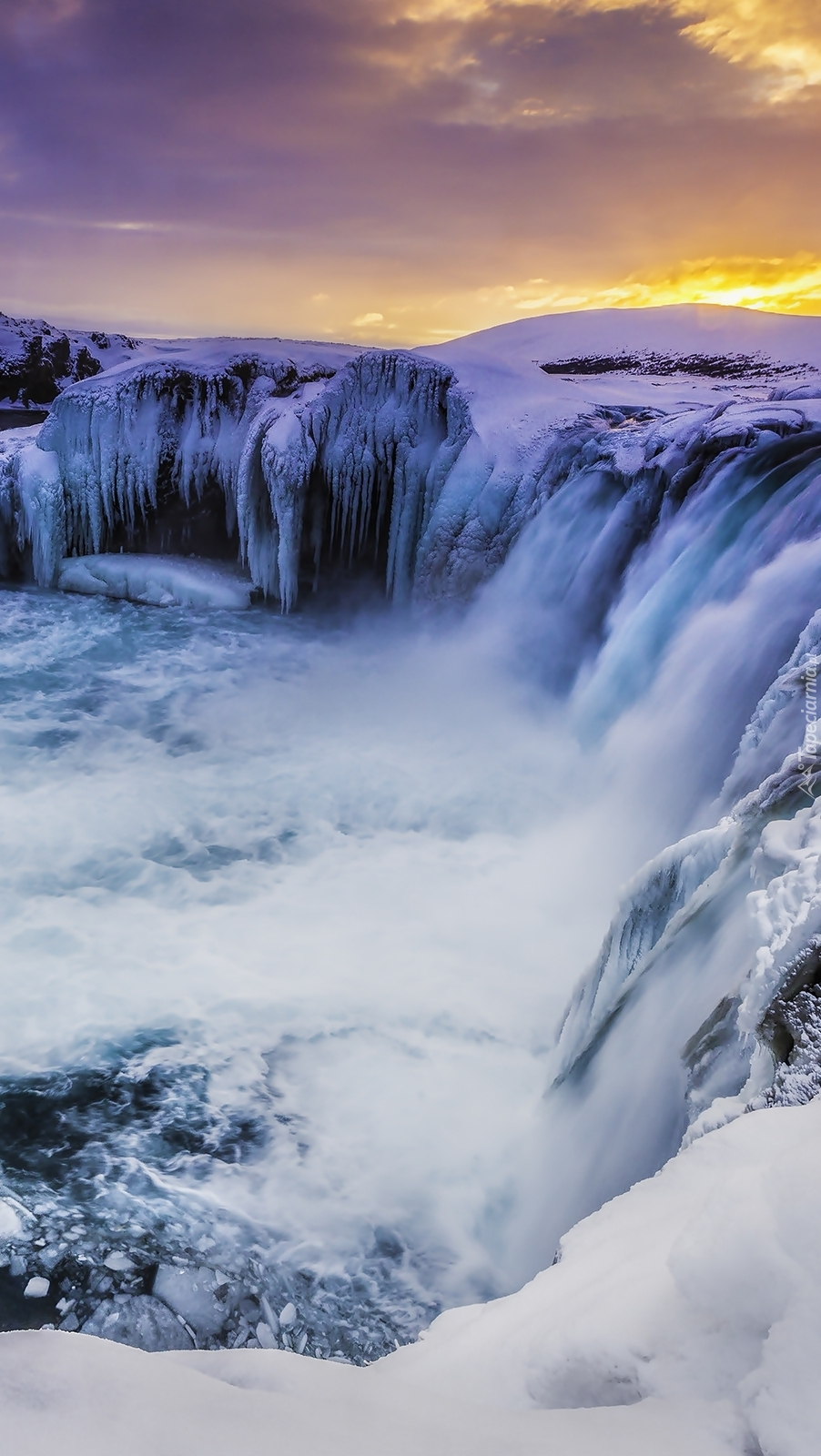 Wodospad Godafoss