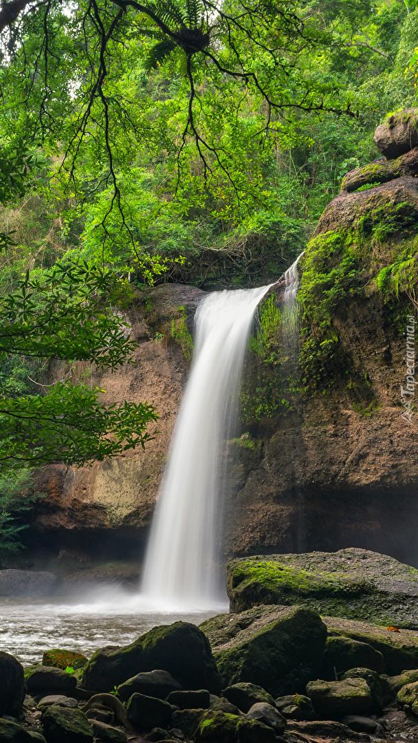 Wodospad Haew Suwat
