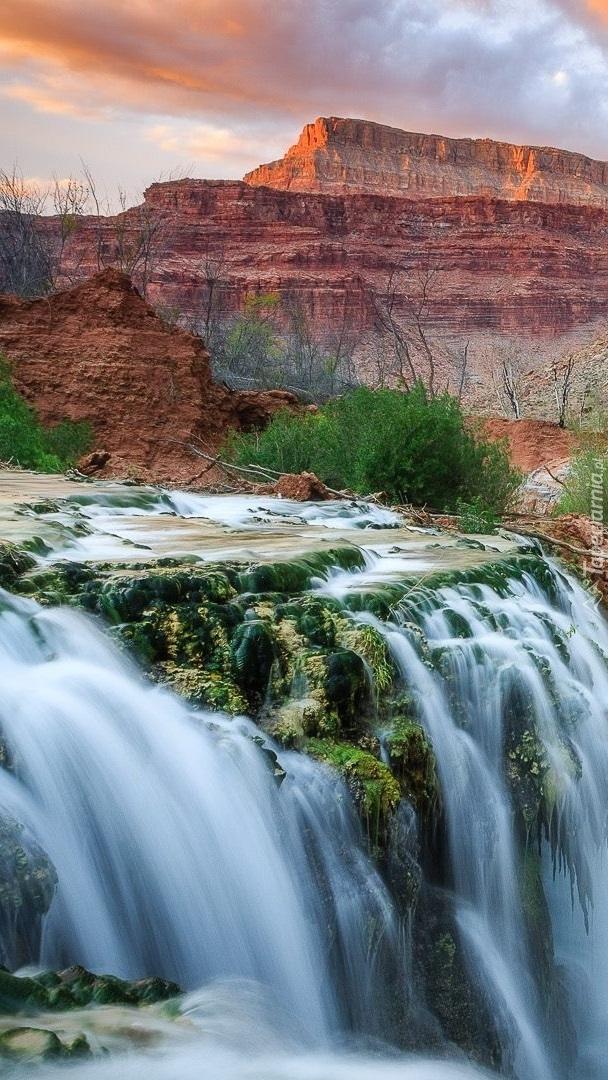 Wodospad Havasu Falls