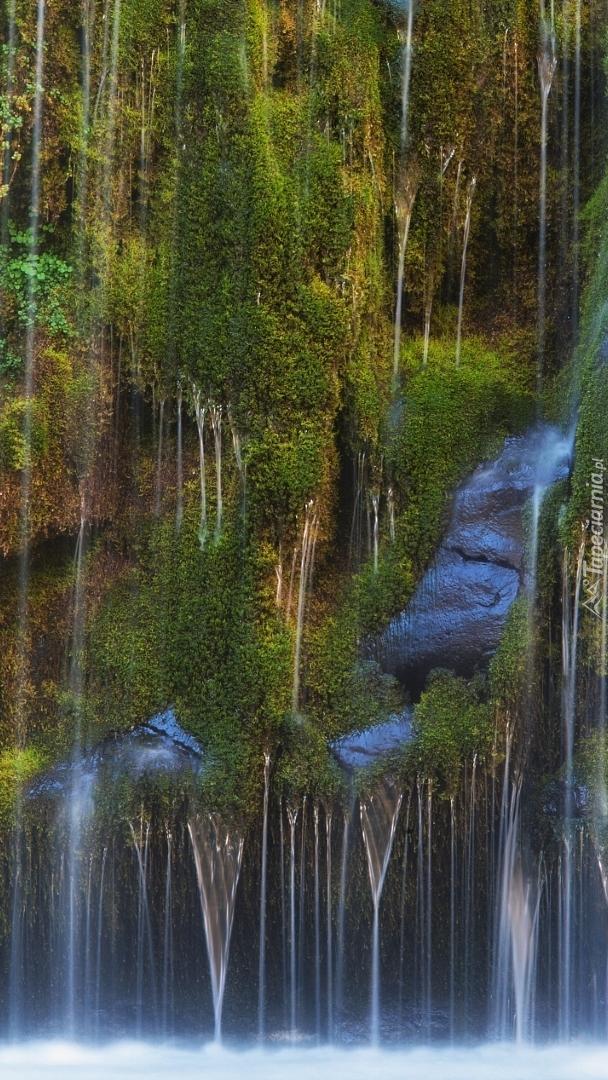 Wodospad Mossbrae Falls