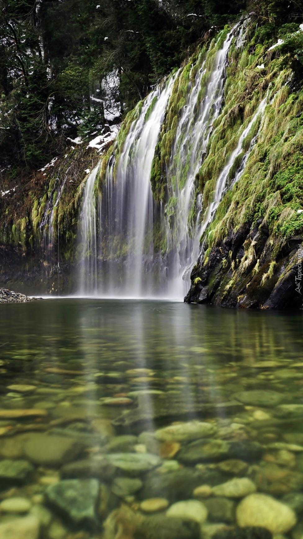 Wodospad Mossbrae