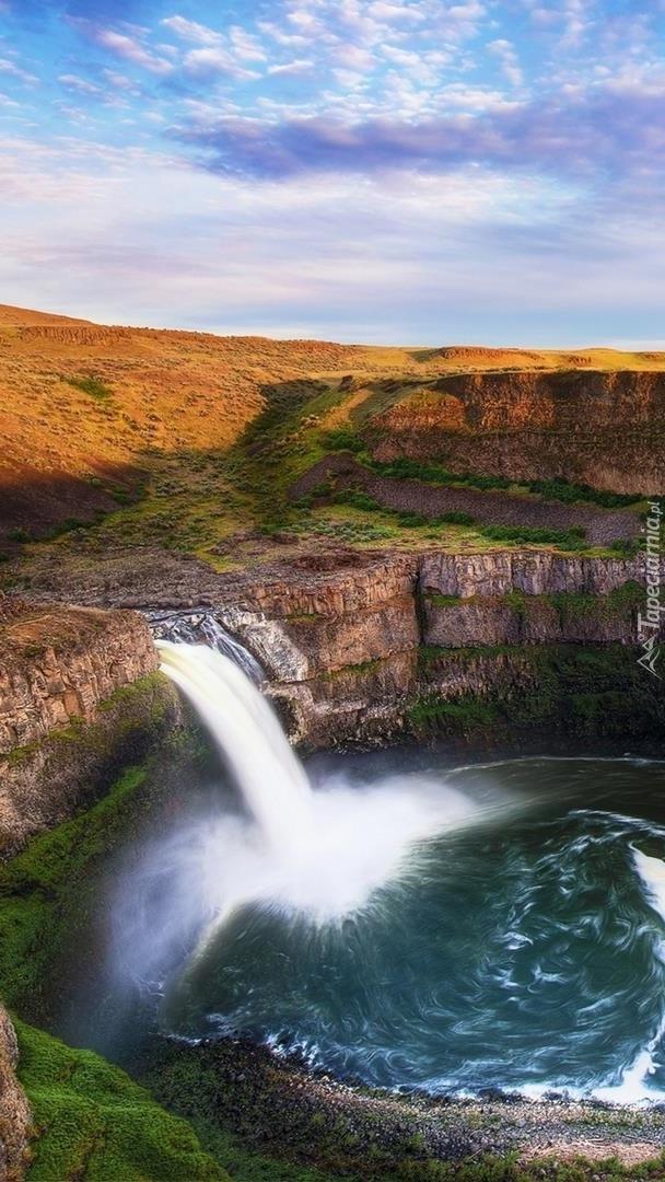 Wodospad Palouse Falls