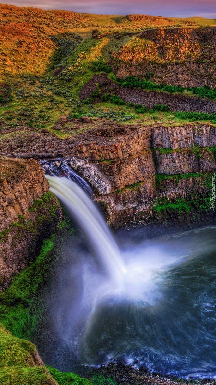 Wodospad Palouse