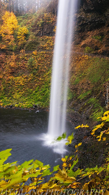 Wodospad South Falls