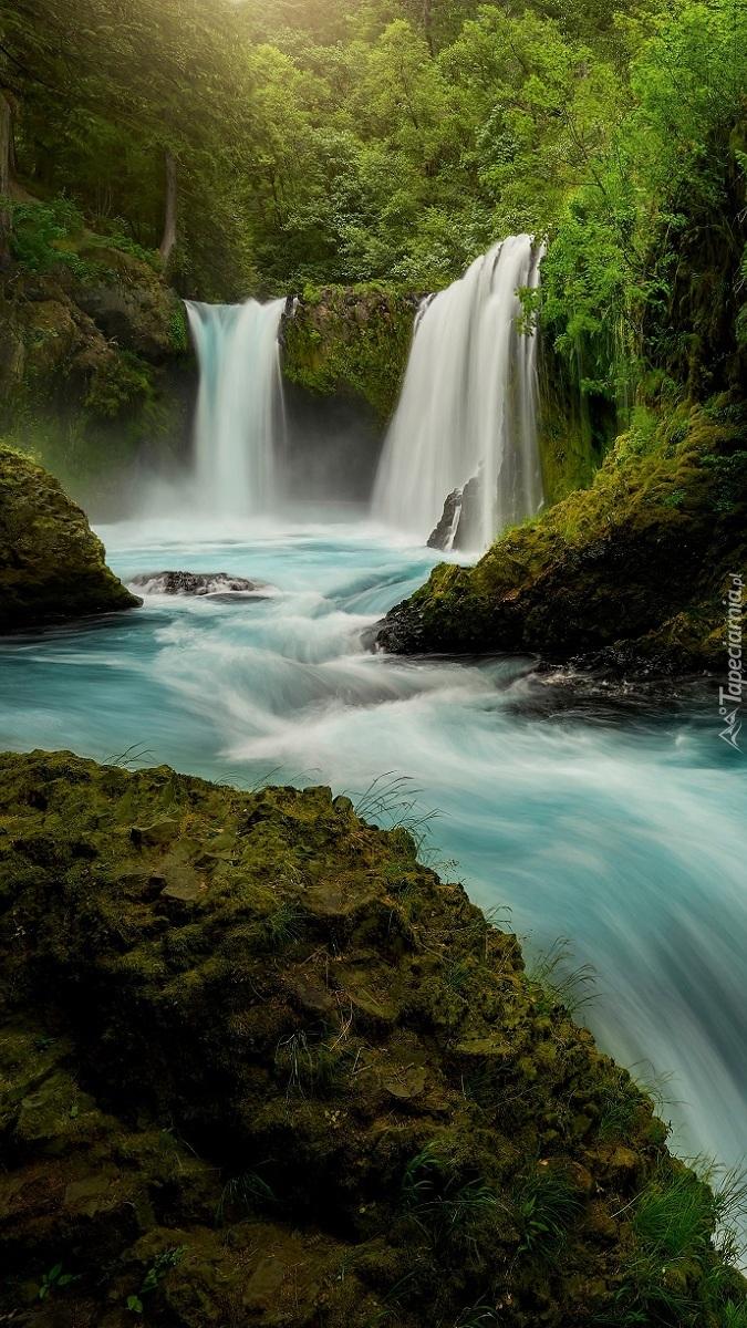 Wodospad Spirit Falls