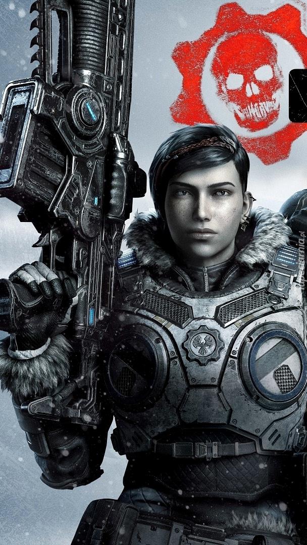 Wojowniczka z gry Gears of War Gears 5