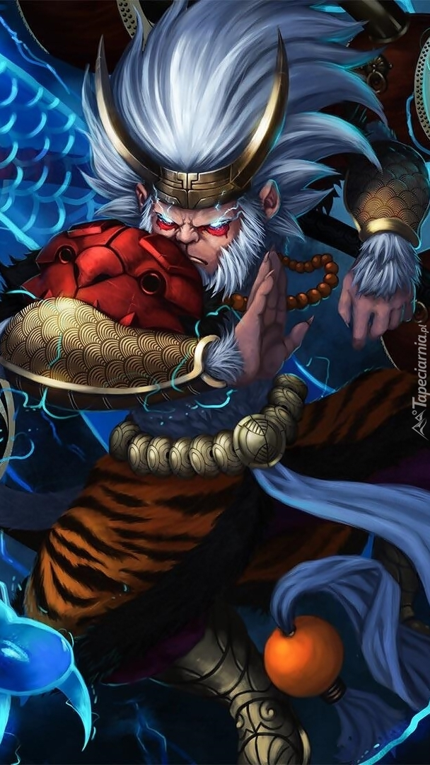 Wukong z gry League of Legends