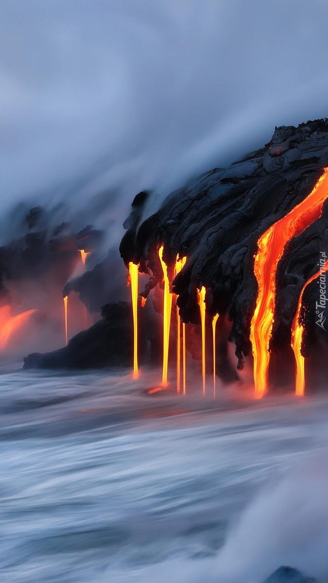 Wulkan Kīlauea na Hawajach