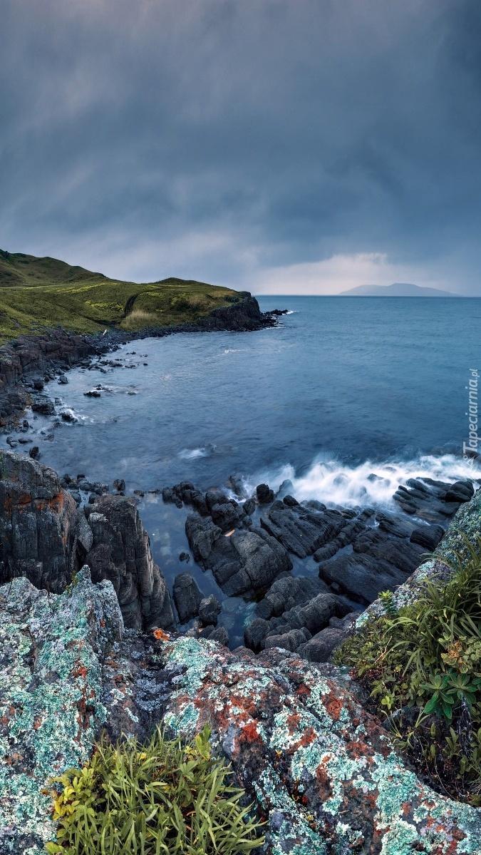Wybrzeże morza Japońskiego