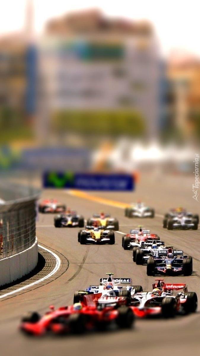 Wyścigi Formuły 1