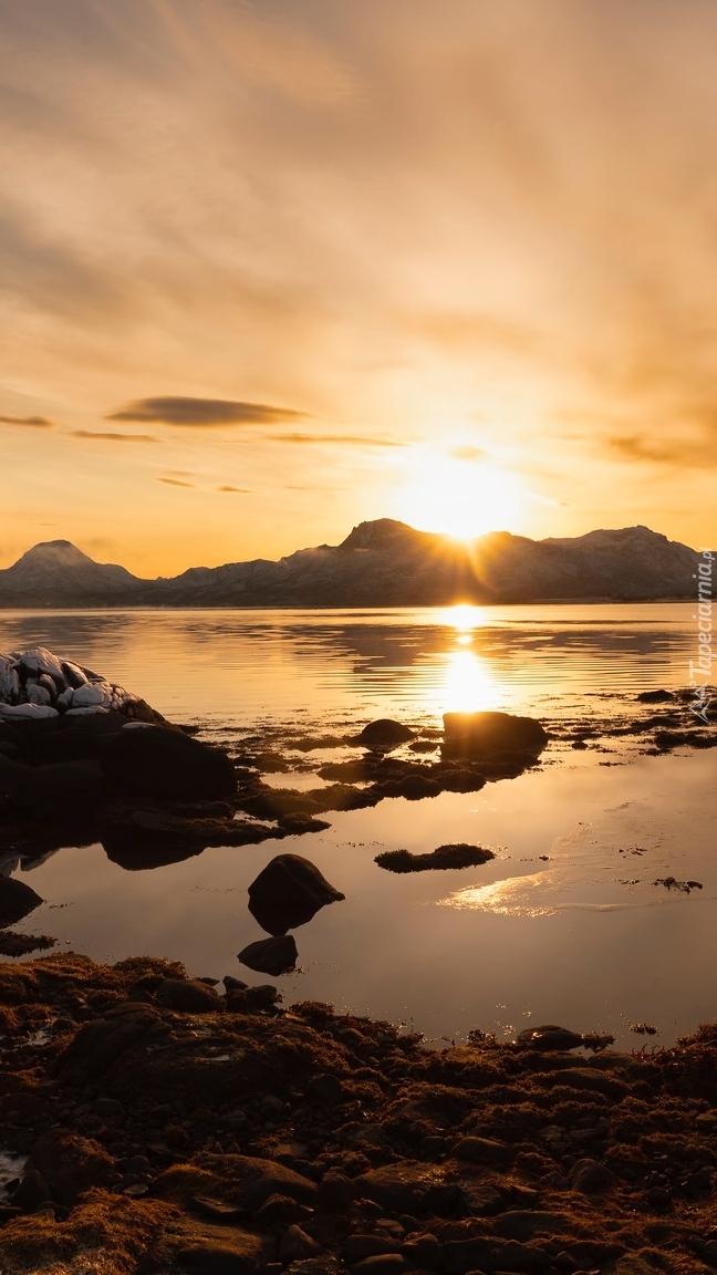 Wyspa Langoya w Norwegii