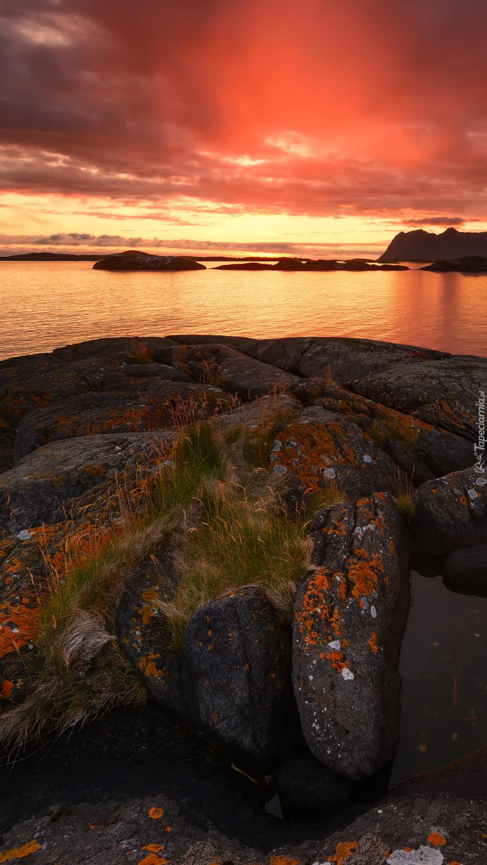 Wyspa Senaja w Norwegii