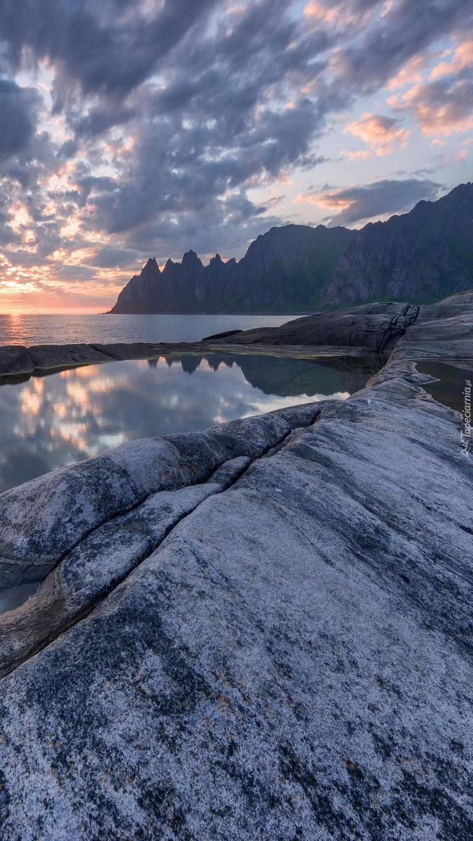 Wyspa Senja w Norwegii