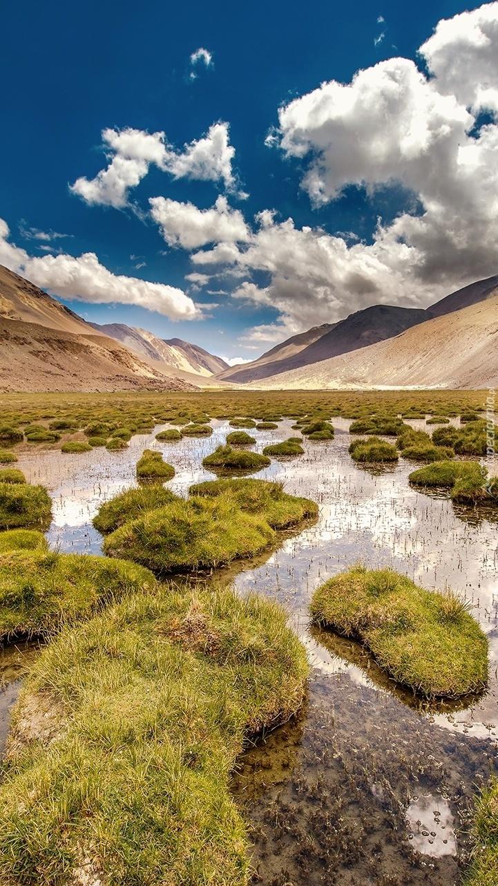 Wyżyna Tybetańska w Indiach