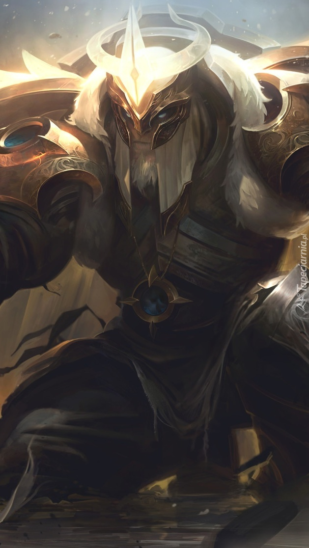 Yorick Mori z gry League of Legends