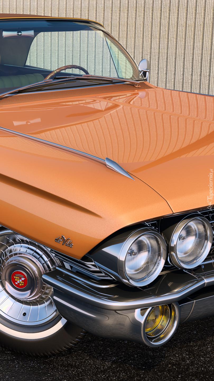 Zabytkowy Cadillac Eldorado Convertible