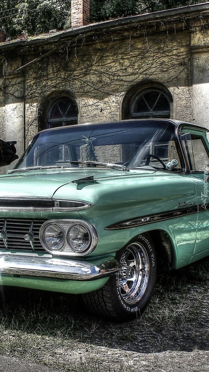 Zabytkowy Chevrolet