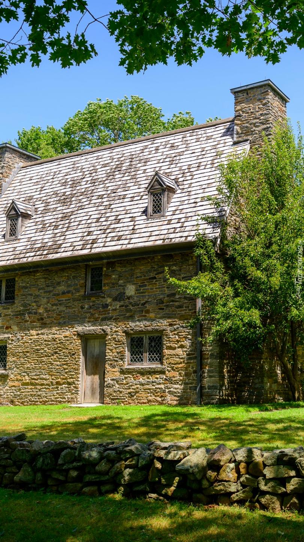 Zabytkowy dom w Guilford