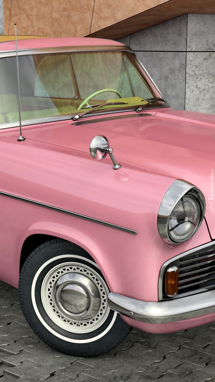 Zabytkowy Ford Zephyr
