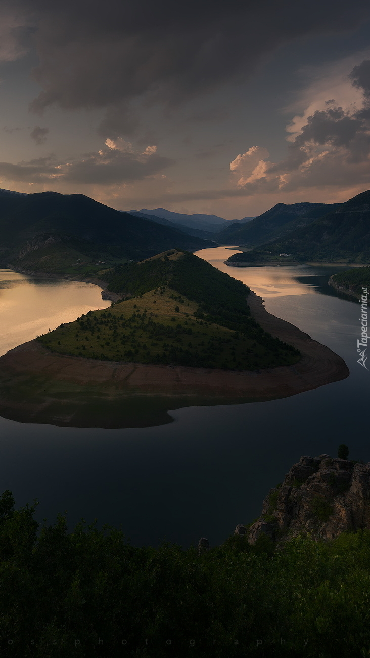 Zakole rzeki Arda