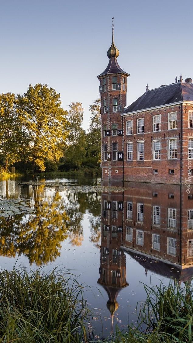 Zamek Bouvigne w Holandii