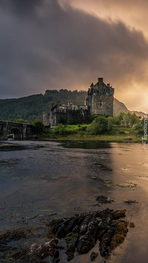 Zamek Eilean Donan w Szkocji